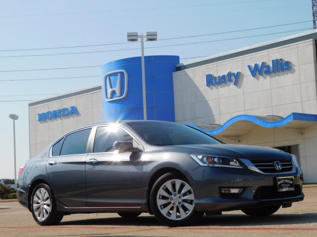 Pre-Owned 2013 Honda Accord EX-L 2.4L I4 DOHC i-VTEC 16V