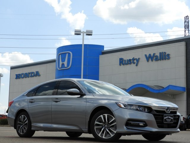 New 2018 Honda Accord Hybrid Ex L