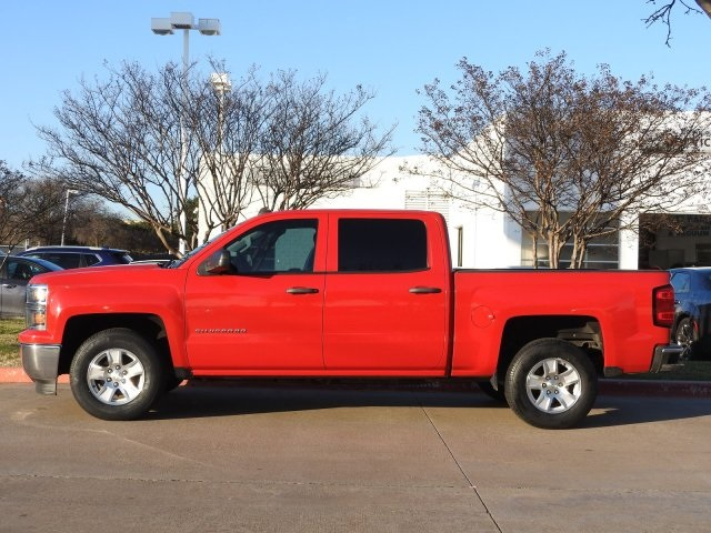 pre owned 2014 chevrolet silverado 1500 lt 4d crew cab in dallas rh rustywallishonda com