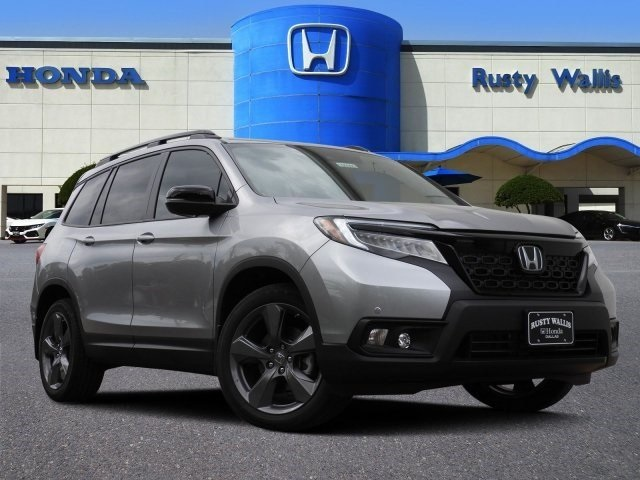 New 2019 Honda Passport Touring 3.5L V6 24V SOHC i-VTEC