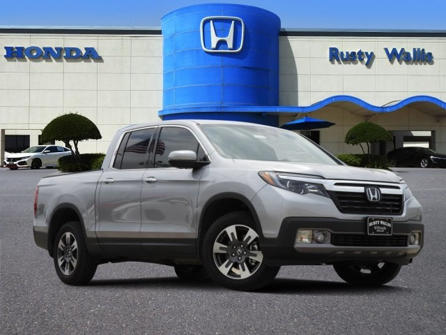 New 2018 Honda Ridgeline Rtl E 4d Crew Cab In Dallas 180299 Rusty