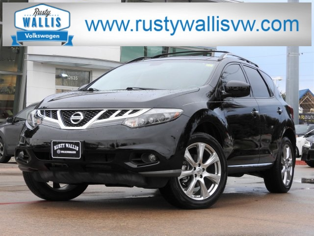 pre-owned 2014 nissan murano platinum 4d sport utility in dallas