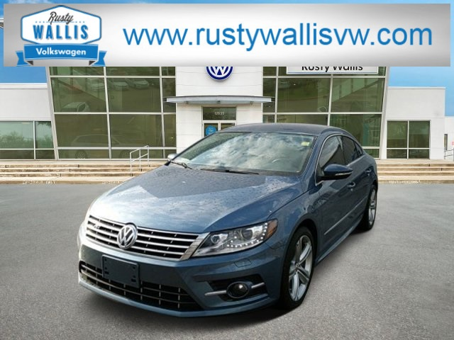 Certified Pre-Owned 2016 Volkswagen CC 2.0T R-Line