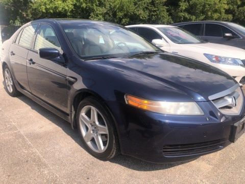 Pre-Owned 2005 Acura TL Base