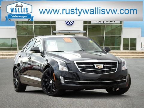 Pre-Owned 2018 Cadillac ATS 3.6L Premium Luxury