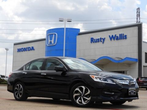 Certified Pre-Owned 2016 Honda Accord EX-L 2.4L I4 DOHC i-VTEC 16V