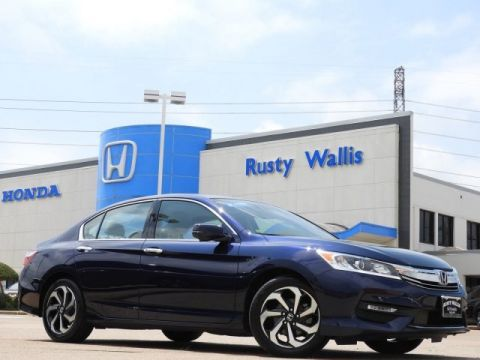 Pre-Owned 2016 Honda Accord EX-L 3.5L V6 SOHC i-VTEC 24V