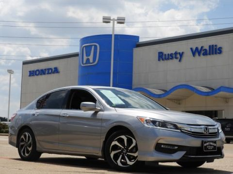 Pre-Owned 2017 Honda Accord EX-L 3.5L V6 SOHC i-VTEC 24V