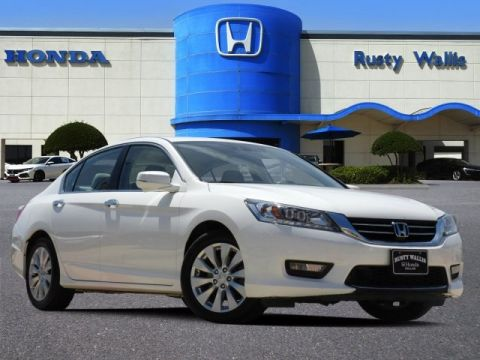 Pre-Owned 2015 Honda Accord Touring 3.5L V6 SOHC i-VTEC 24V