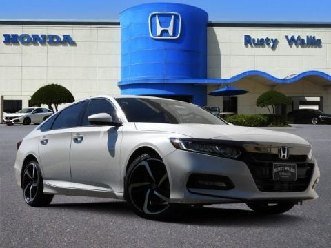 New 2019 Honda Accord Sport 2.0T