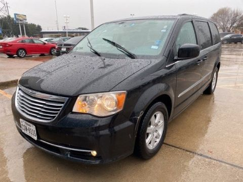 Pre-Owned 2012 Chrysler Town & Country Touring 3.6L 6-Cylinder SMPI Flex Fuel DOHC