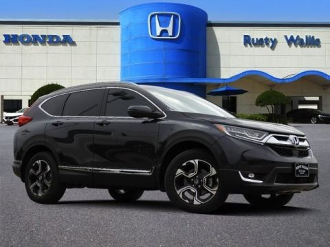 New 2019 Honda CR-V Touring 1.5L I4 DOHC 16V