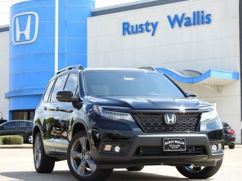 New 2020 Honda Passport Touring 3.5L V6 24V SOHC i-VTEC