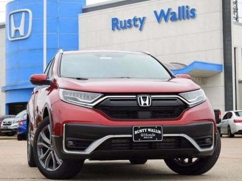 New 2020 Honda CR-V Touring 1.5L I4 DOHC 16V