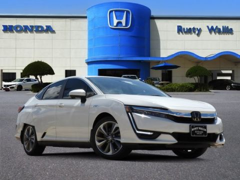 New 2018 Honda Clarity Plug-In Hybrid Touring I4